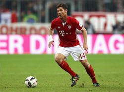 Bayerns Xabi Alonso denkt über eine Trainer-Karriere