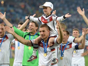 Lukas Podolski kann sich eine Zukunft als Jugendtrainer vorstellen