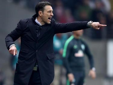 Niko Kovač träumt vom Pokalsieg mit Frankfurt