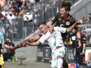 St. Pauli und Greuther Fürth teilen die Punkte