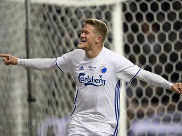 Andreas Cornelius wechselt als dänischer Meister zu Atalanta