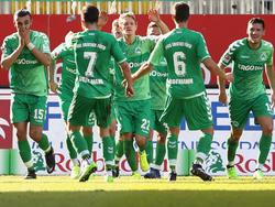 Die SpVgg Greuther Fürth spielt seit 1997 in der 2. Liga