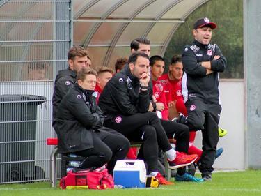 Alexander Pommerehnck ist nicht mehr Trainer der B-Junioren des FCK (Bildquelle: Twitter @Rote_Teufel)
