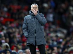 José Mourinho konnte sich eine neue Attacke nicht verkneifen