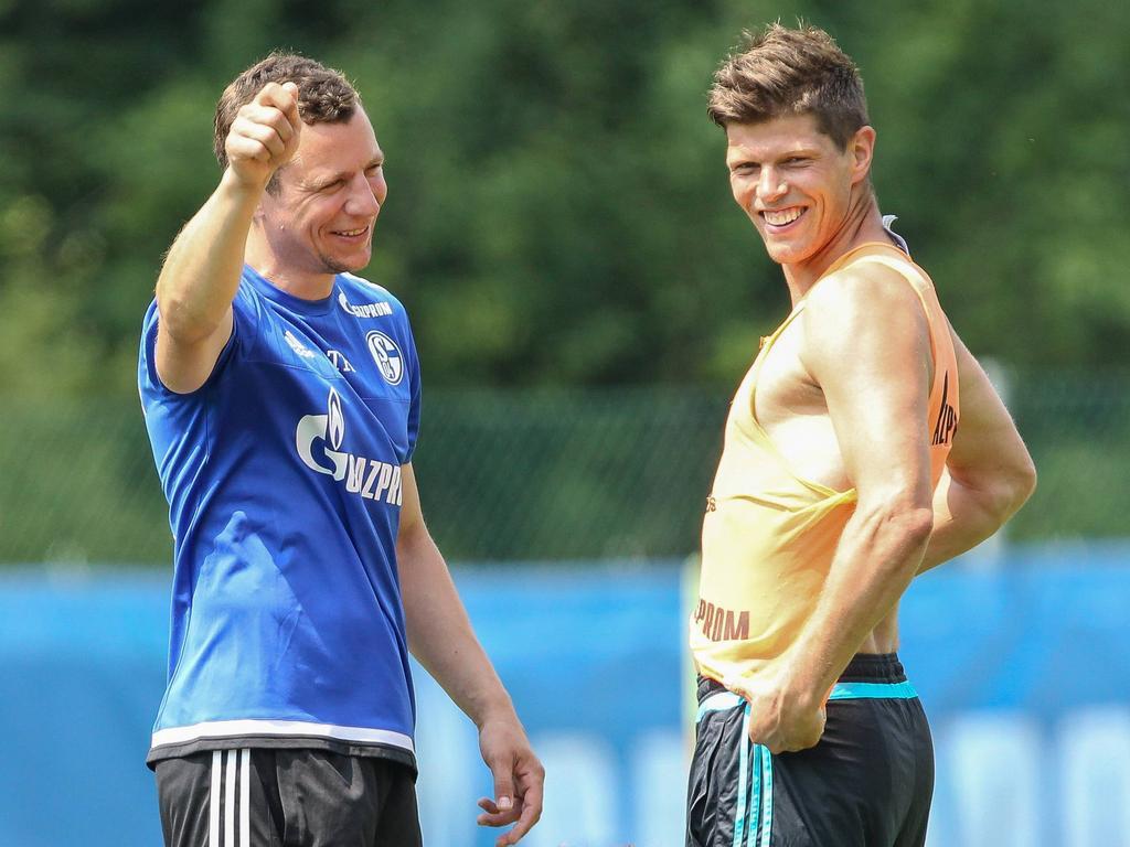 """Bundesliga Nieuws Huntelaar """"Gaan sowieso meer goals maken"""""""