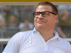 Max Eberl geht mit bescheidenen Zielen in die Saison