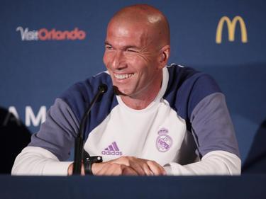 Zinédine Zidane hat im Kampf um Paul Pogba noch nicht aufgegeben