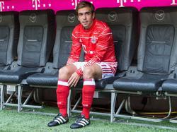 Lahm saß gegen Köln nur auf der Bank