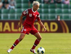 Pernille Harder hat sich dem VfL Wolfsburg angeschlossen