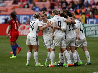 Die DFB-Frauen haben den SheBelieves Cup mit einem Sieg beendet