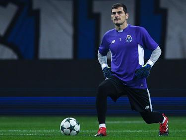 Iker Casillas sigue segundo en Portugal con el Oporto. (Foto: Getty)