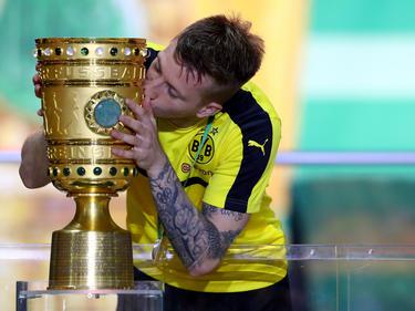Marco Reus hat mit dem BVB endlich seinen ersten großen Titel gewonnen