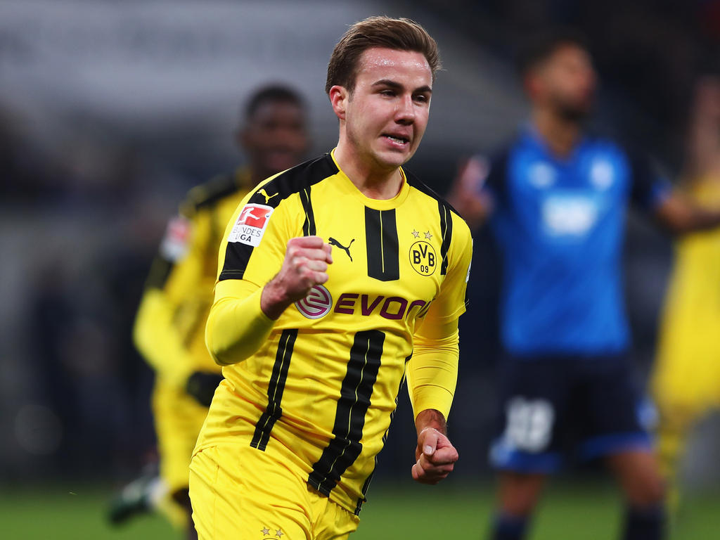 Weltmeister Götze im Juli vor Rückkehr ins BVB-Training