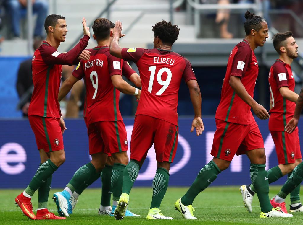 Platz 3: Portugal - 1386 Punkte