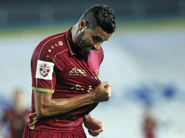 Jonathas Cristian de Jesus spielte zuletzt für Rubin Kazan