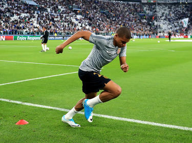 Kylian Mbappé könnte nächste Woche schon das Trikot von PSG tragen