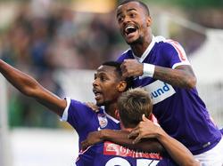 FK Austria Wien - SCR Altach