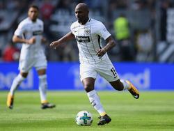 Spielt mit Eintracht Frankfurt bislang eine gute Saison: Jetro Willems