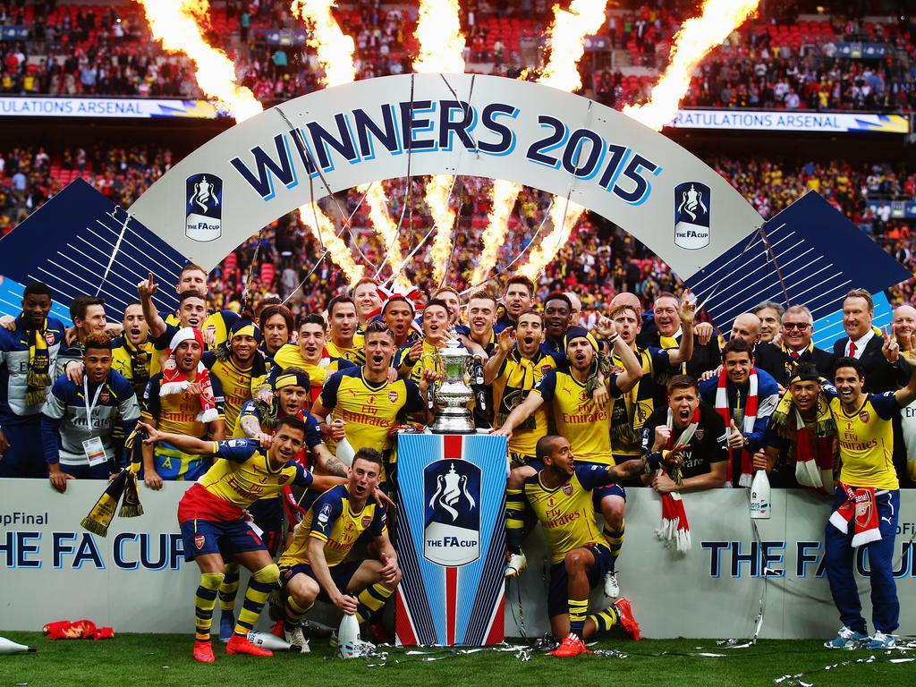arsenal fa cup news
