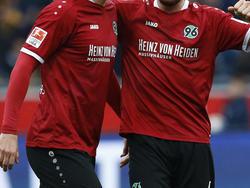 Hannover 96 verlängert mit Hauptsponsor