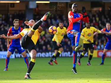 In einem heiß umkämpften Spiel trennten sich der FC Watford und Crystal Palace unentschieden