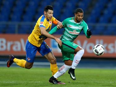 Gnabrys Tor reichte für Werder nicht zum Sieg