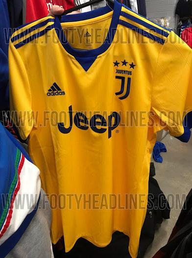 Juventus (Auswärtstrikot)
