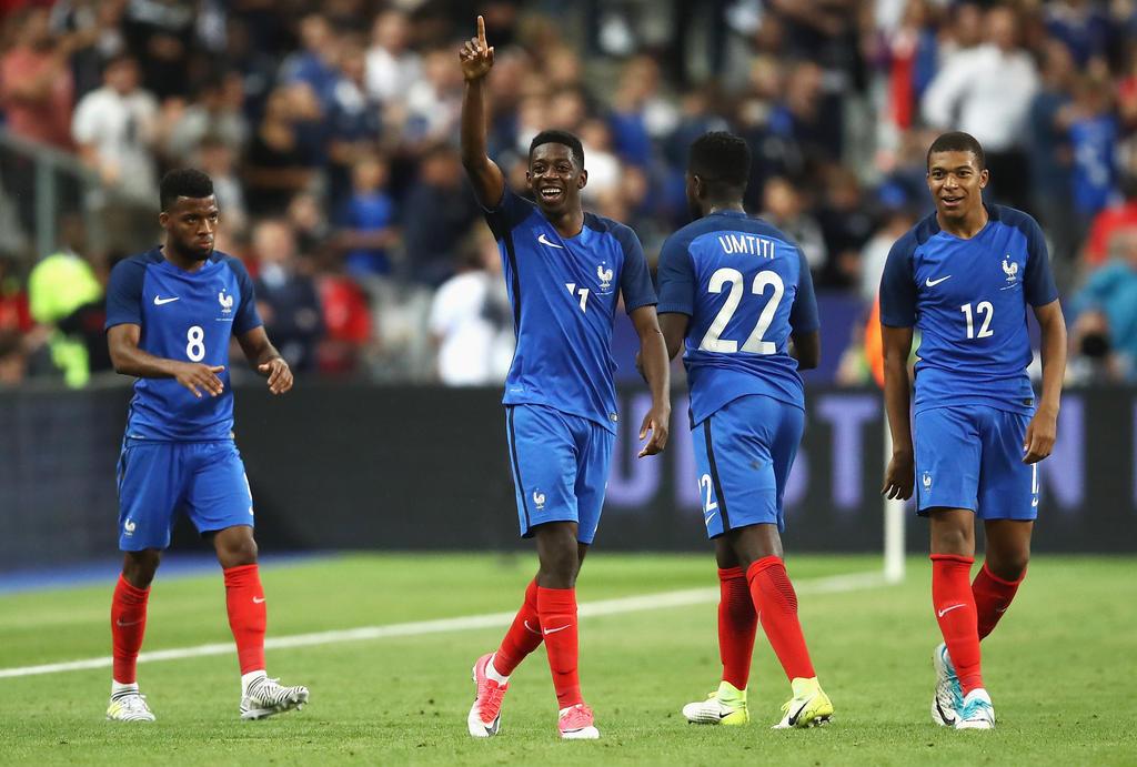 Platz 8: Frankreich - 1208 Punkte