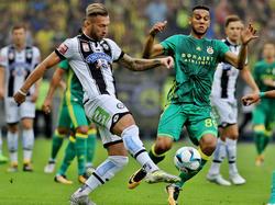 Sturm Graz will in der Türkei die Chance nützen