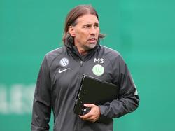 Keine Lust auf Unentschieden: Martin Schmidt