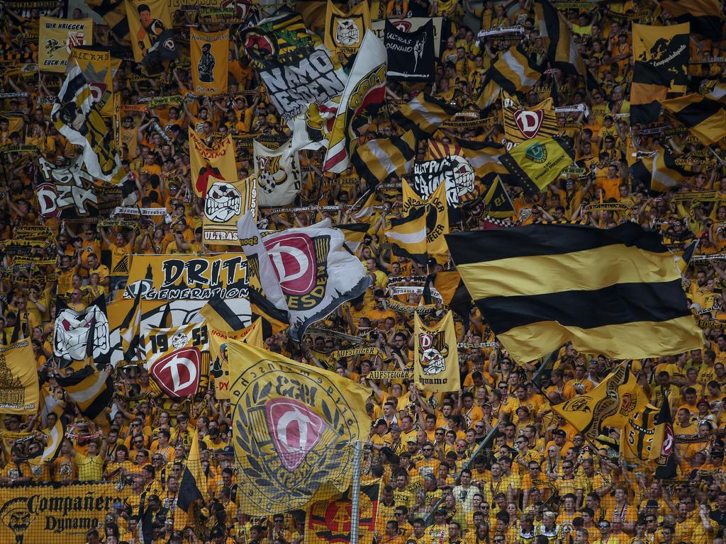 Dynamo Dresden setzt ein Zeichen gegen Rassismus