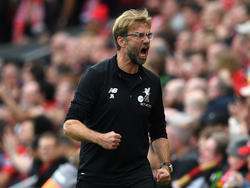 Jürgen Klopp war not amused über die Taktik von José Mourinho