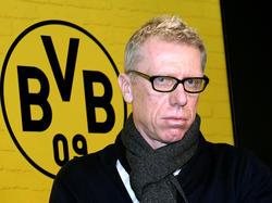 Peter Stöger freut sich auf seine Arbeit beim BVB