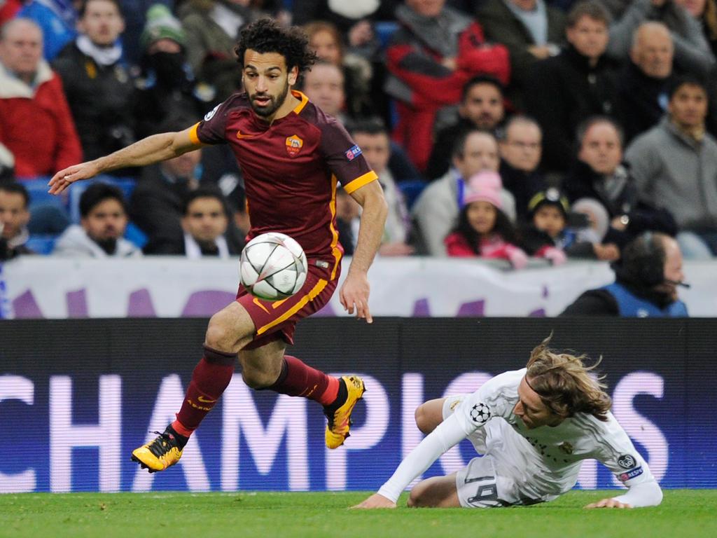 Mohamed Salah (AS Rom)