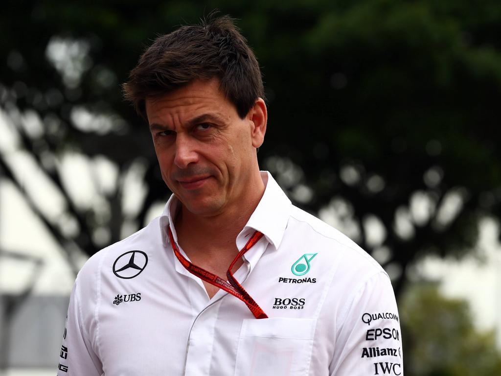 Mercedes-Teamchef Toto Wolff hält nach österreichischen Talenten Ausschau
