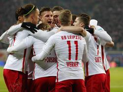 Laut einer Umfrage unter Bundesliga-Trainern geht der Höhenflug von RB Leipzig weiter