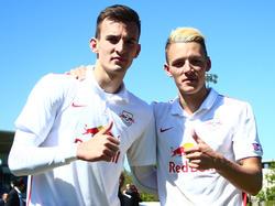 Mergim Berisha und Hannes Wolf - wer holt sich den Titel?