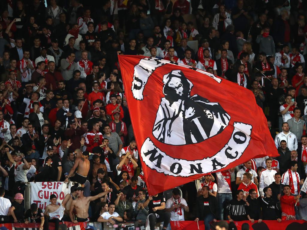 Aficionados del AS Mónaco. (Foto: Getty)