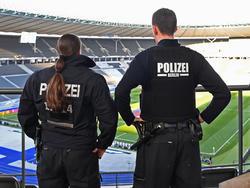 Das Sicherheitskonzept für das DFB-Pokalfinale wird überprüft