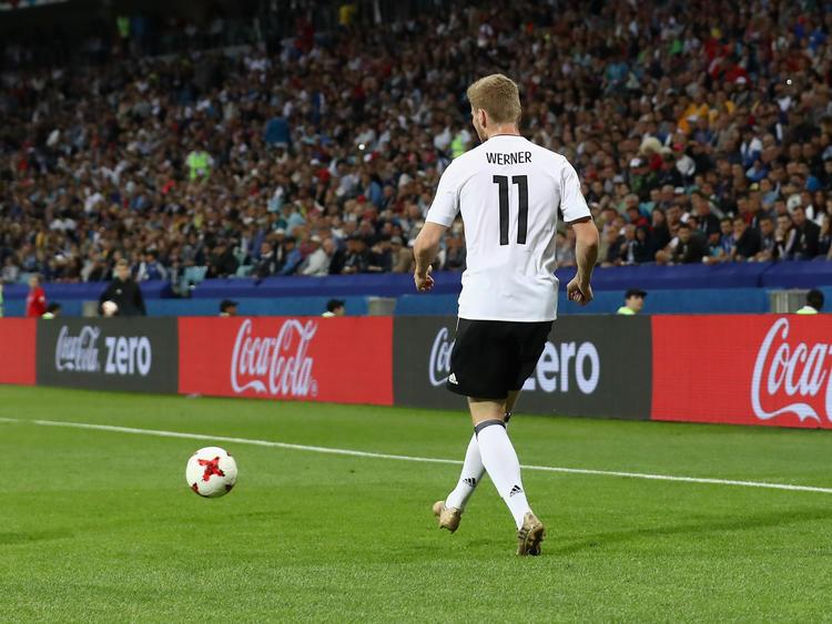 Timo Werner zeigte gegen Mexiko eine sehr gute Leistung