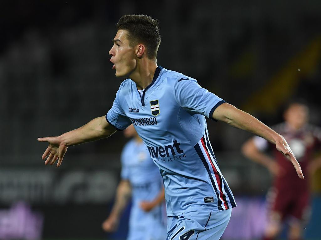 Patrik Schick (Sampdoria Genua)