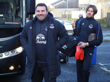 David Unsworth ist neuer Trainer beim FC Everton