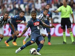 Lorenzo Insigne schiebt Juve Favoritenrolle zu