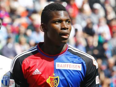 Breel Embolo spielte bereits mit 17 in der ersten Liga in der Schweiz