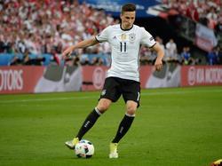 Draxler beginnt gegen die Slowakei
