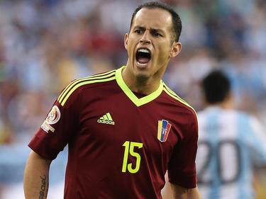 Alejandro Guerra no volverá a ponerse la camiseta de Venezuela. (Foto: Getty)