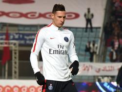 Julian Draxler hat sein erstes Spiel für Paris Saint-Germain bestritten