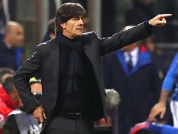 Joachim Löw sieht den Confed Cup als Sprungbrett für junge Spieler