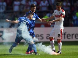 Der KSC muss sich nach dem Spiel gegen den VfB Stuttgart verantworten