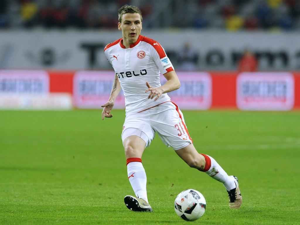 Fortuna Düsseldorf: Marcel Sobottka bleibt bis 2018